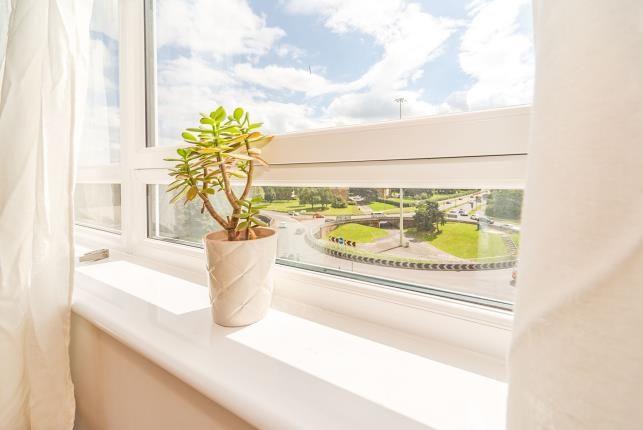 Front Views of Vista Tower, Southgate, Stevenage, Hertfordshire SG1