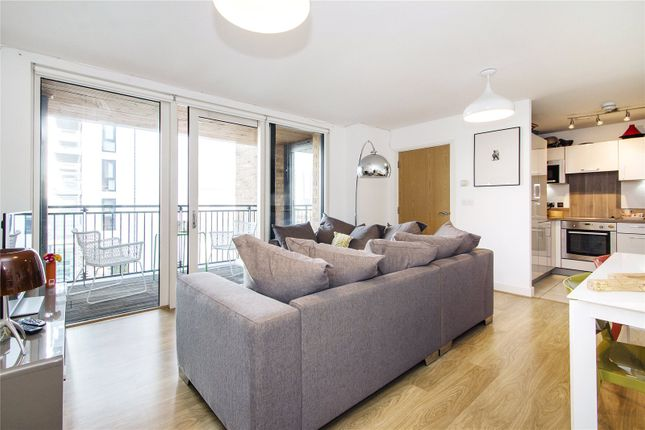 2 bed flat for sale in Labyrinth Tower, Dalston Square, London