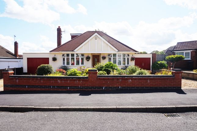 Thumbnail Detached bungalow for sale in Willson Road, Littleover