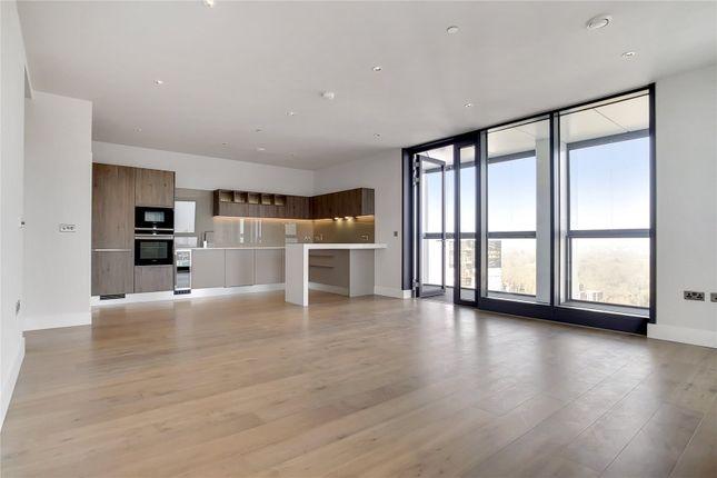 Thumbnail Flat for sale in Brogan House, Battersea Exchange, London
