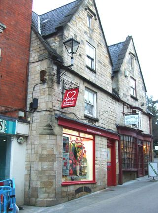 Thumbnail Retail premises for sale in High Street, Stroud, Glos