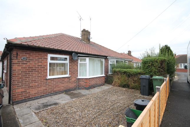Thumbnail Bungalow to rent in Briar Drive, York