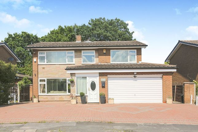 Thumbnail Detached house for sale in Gleneagles Road, Heald Green, Cheadle, Cheshire