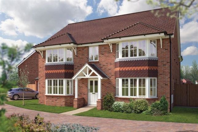 Thumbnail Detached house for sale in Sancere Grange, Eccleshall, Stafford