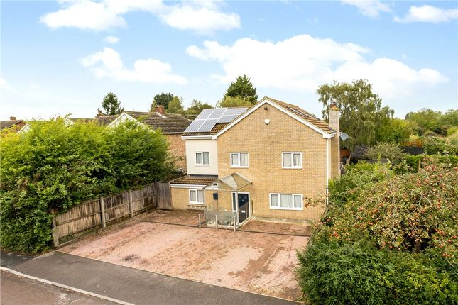 Thumbnail Detached house for sale in Foxs Way, Comberton, Cambridge