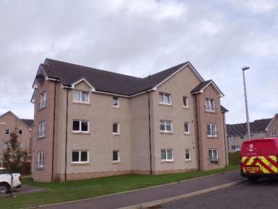 Thumbnail Flat to rent in Broadshade Drive, Westhill