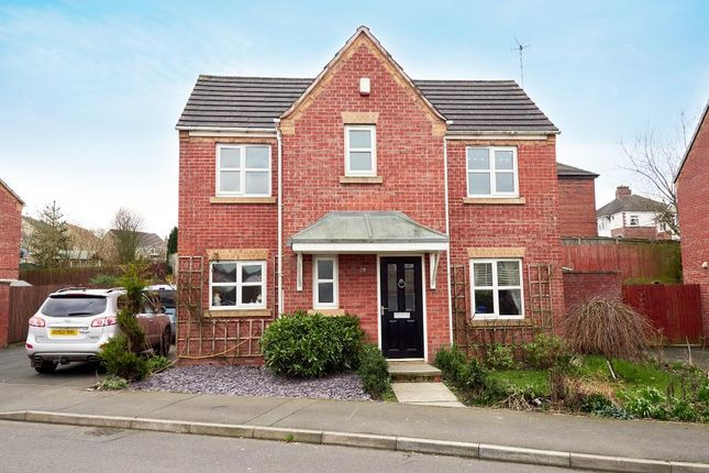 Thumbnail Detached house for sale in Willow Tree Grove, Heron Cross, Stoke-On-Trent