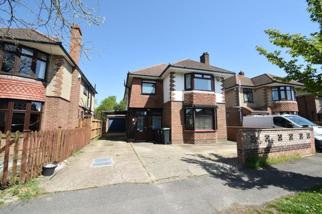 Thumbnail Detached House For Sale In Vectis Road Gosport