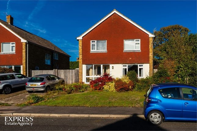 Thumbnail Detached house for sale in Foalhurst Close, Tonbridge, Kent