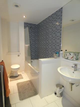 Bathroom of Carlin House, The Manor, Church Street, Nottingham NG9