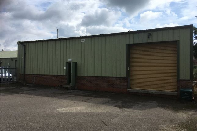Thumbnail Light industrial to let in North Mills Trading Estate, Bridport, Dorset