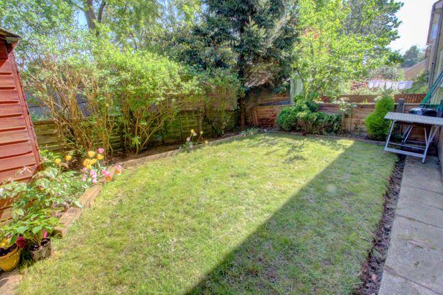 Rear Garden of Blackmoor Wood, Ascot SL5