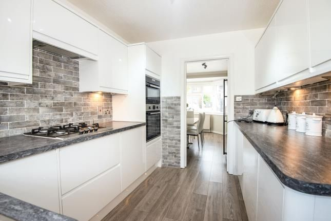 Kitchen of Ashby Avenue, Chessington, Surrey, . KT9
