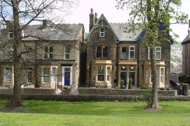 Thumbnail Maisonette to rent in Skipton Road, Keighley, West Yorkshire