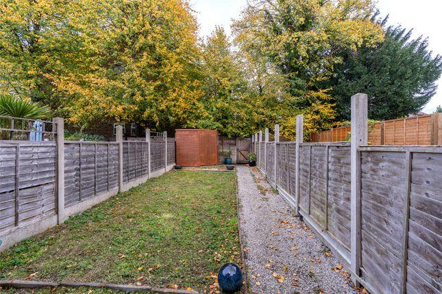 Rear Garden of Postley Road, Maidstone, Kent ME15