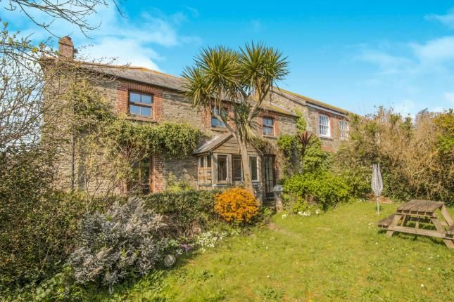 Thumbnail Semi-detached house for sale in Pentewan, St. Austell, Cornwall