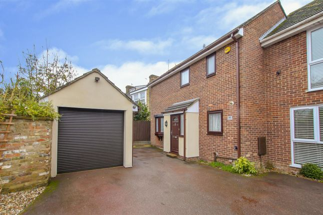 Thumbnail Semi-detached house for sale in Springfield Close, Ongar