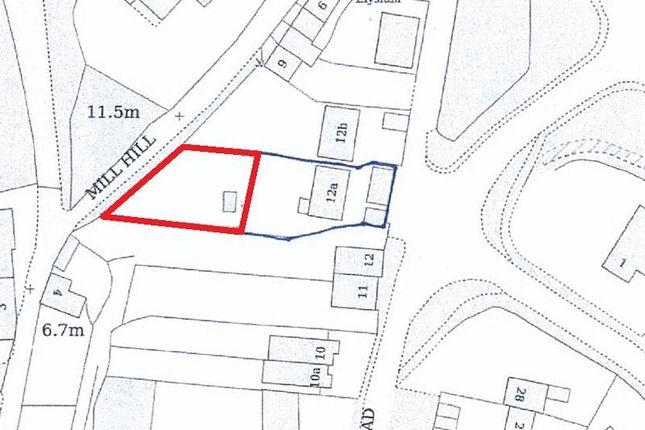 Thumbnail Land for sale in Cott Road, Lostwithiel