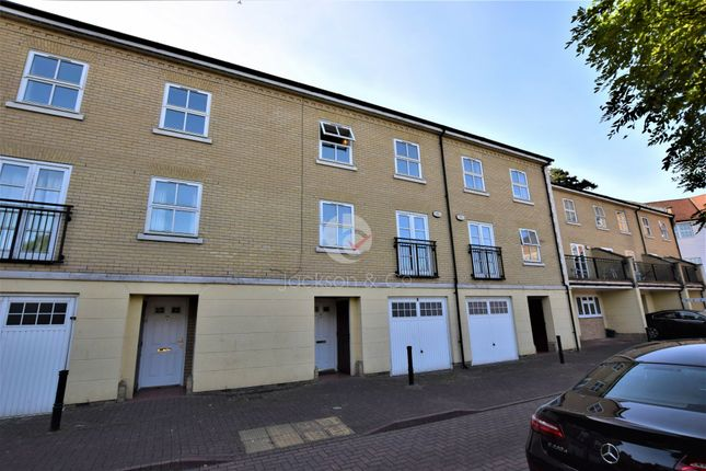 Thumbnail Town house to rent in Albany Gardens, Colchester