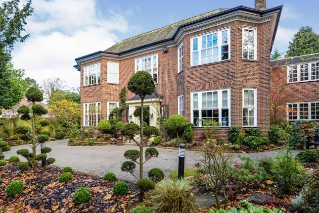 Thumbnail Detached house for sale in Allerton Road, Mossley Hill, Liverpool, Merseyside
