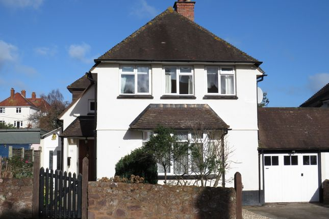 Thumbnail Link-detached house for sale in Paganel Road, Minehead