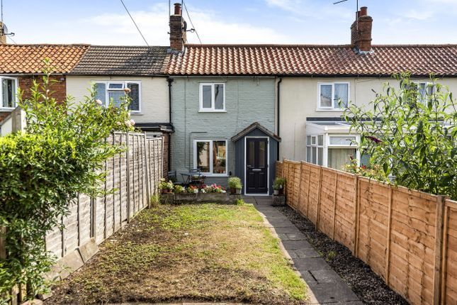 Thumbnail Terraced house for sale in The Square, Leasingham