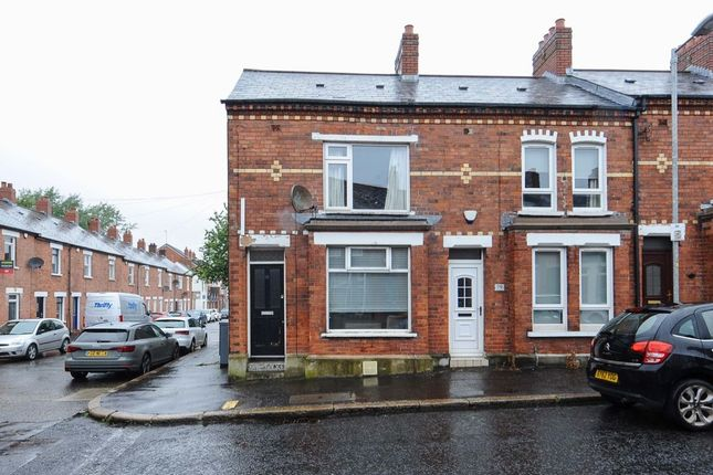 Thumbnail Terraced house for sale in Chadwick Street, Belfast
