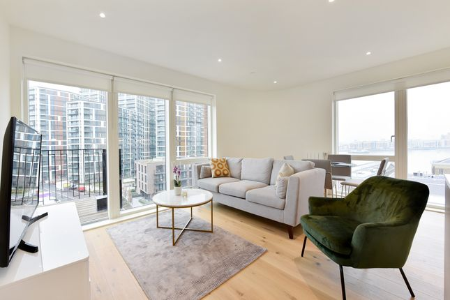 Thumbnail Flat for sale in Tyger House, Pavillion Square, Woolwich