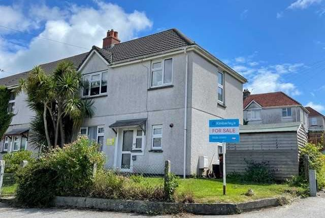 3 bed end terrace house for sale in Tresawle Road, Falmouth TR11