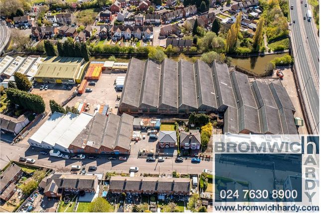 Thumbnail Warehouse for sale in Carlton Road, Coventry