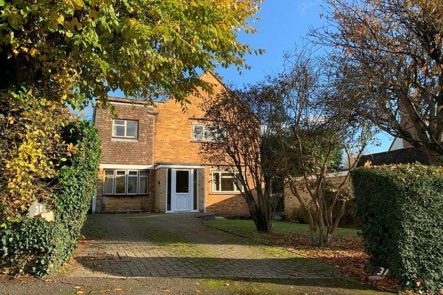 Thumbnail Detached house for sale in Harnwood Road, West Harnham, Salisbury