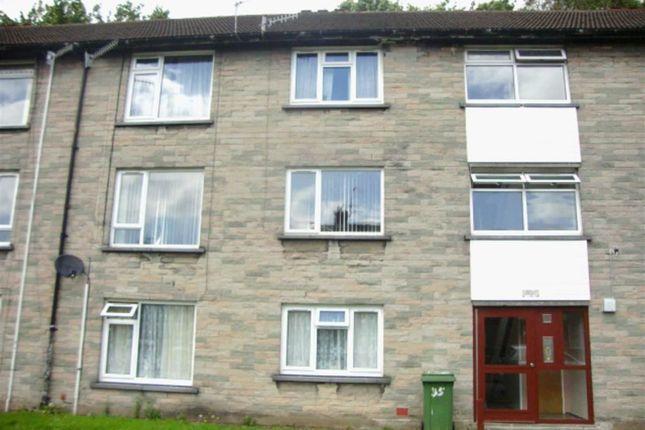 Thumbnail Flat to rent in Glanfelin Flats, Rhydyfelin, Pontypridd