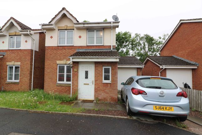 Thumbnail Detached house for sale in Brodie Gardens, Baillieston
