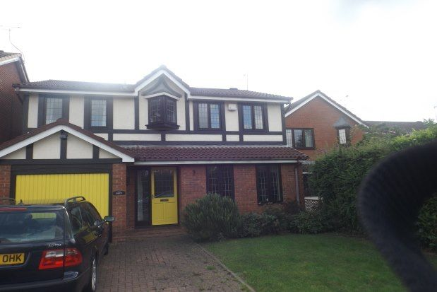 Thumbnail Detached house to rent in Staveley Way, Rugby