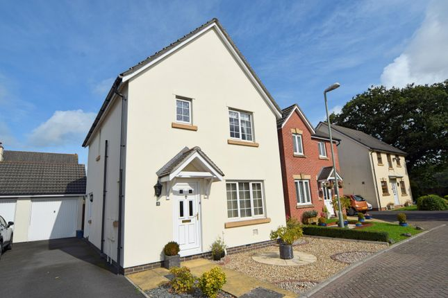 Thumbnail Detached house for sale in Buttercup Road, Willand