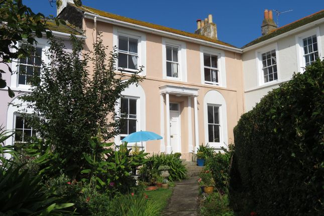 Thumbnail Town house for sale in Regent Square, Penzance