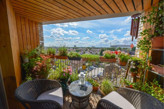 Thumbnail Flat for sale in 74 Fore Street, London