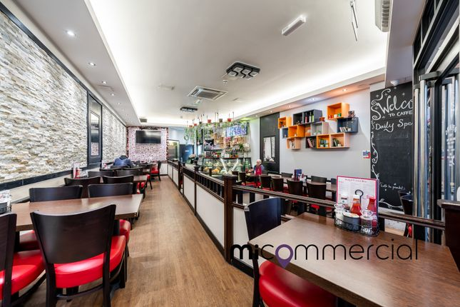 Thumbnail Restaurant/cafe for sale in The Broadway, Southgate