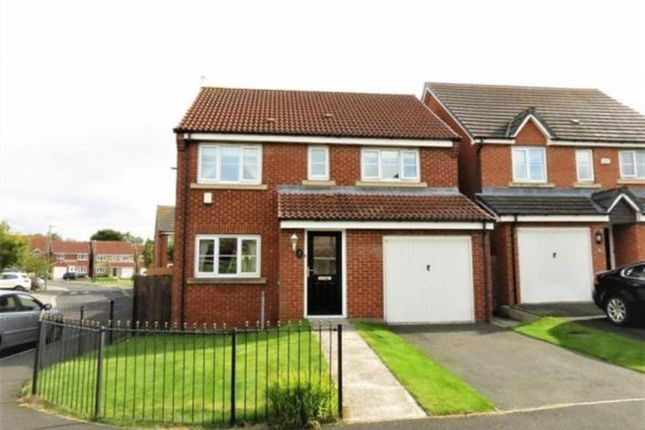 Thumbnail Detached house for sale in Lapwing Court, Haswell, County Durham