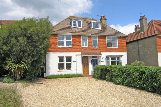 Thumbnail Semi-detached house for sale in Lane End Road, Bembridge, Isle Of Wight