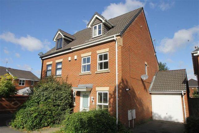 Thumbnail Semi-detached house for sale in Waterfall Lane, Cradley Heath