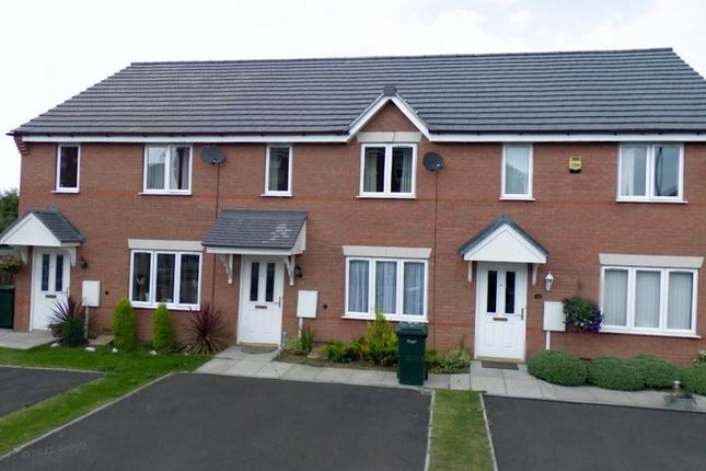 Thumbnail Terraced house to rent in Florence Road, Binley, Coventry