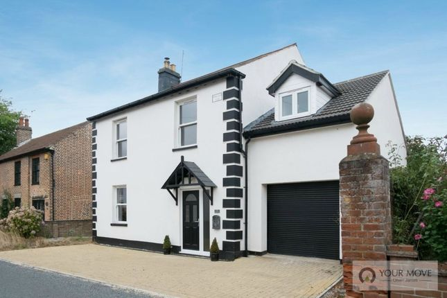 Thumbnail Detached house for sale in North Road, Ormesby, Great Yarmouth