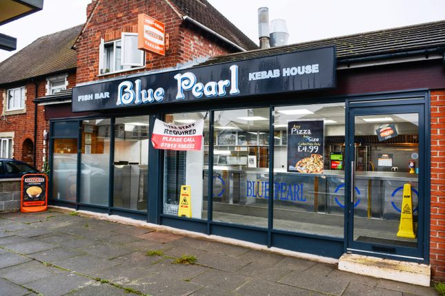Thumbnail Restaurant/cafe for sale in Dysart Road, Grantham