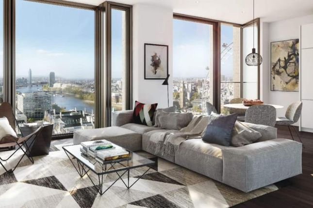 Thumbnail Flat for sale in One Casson Square, Southbank Place