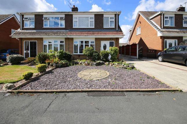 Thumbnail Property for sale in Westbury Avenue, Winstanley, Wigan