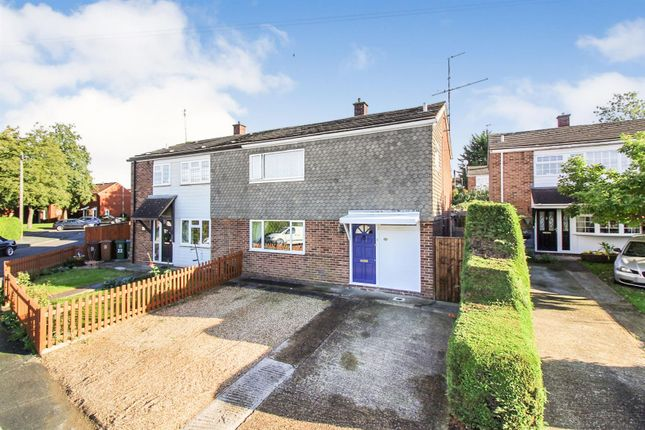 3 bed semi-detached house for sale in Matlock Road, Aylesbury HP20