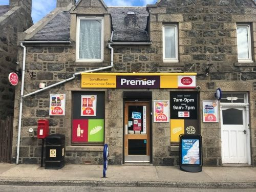Thumbnail Retail premises for sale in Fraserburgh, Aberdeenshire