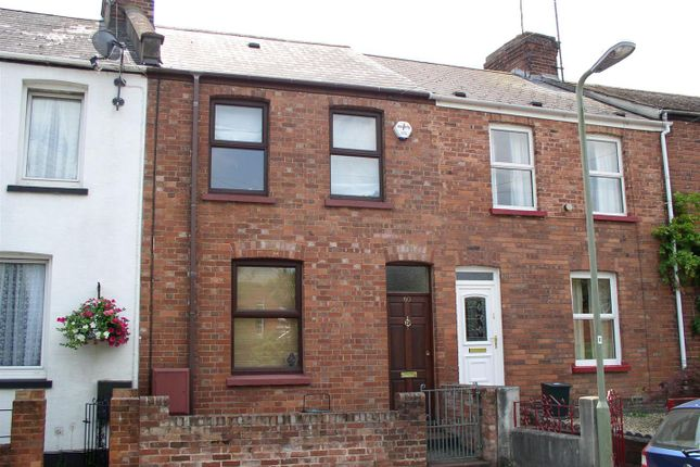 Thumbnail Terraced house to rent in Causey Lane, Pinhoe, Exeter