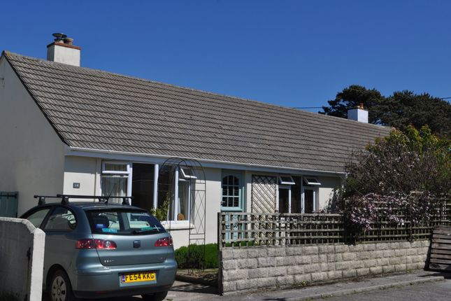 Semi-detached bungalow for sale in Lowenac Crescent, Connor Downs, Hayle
